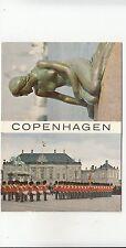 BF29196 denmark copenhagen military types  front/back image