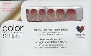 CS Nail Color Strips Coral Bay 100% Nail Polish - USA Made!