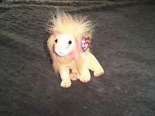Ty Beanie 2000 The lion Bushy