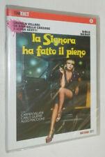 Juan Bosch LA SIGNORA HA FATTO IL PIENO (1977) dvd Cecchi Gori --- SIGILLATO