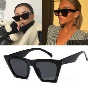 Square Sunglasses Women Cat Eye Sun Glass Vintage UV400 sunglass