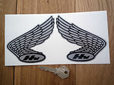 HONDA CLASSIC STYLE WINGS STICKERS Racing CB Benly etc.