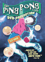 The Ping Pong Club Collection (DVD, 2002, 5-Disc Set) New/Sealed