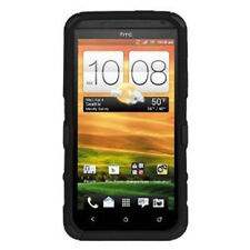Seidio ACTIVE Case with Metal Kickstand for HTC EVO 4G LTE  (Black)