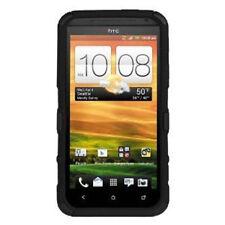 Seidio ACTIVE Case with Metal Kickstand for HTC EVO 4G LTE  (Black)