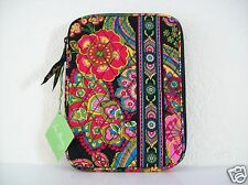Vera Bradley E-Reader Sleeve - Symphony In Hue - New With Tags!