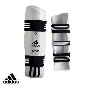 adidas Taekwondo Shin Protector, Competition Approved