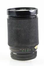 Soligor C/D Zoom + Macro MC 28-200mm 28-200 mm 1:3.8-5.5 -- Canon FD