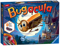 20540 Ravensburger Bugacula Board Game Suitable for ages 6 years and up.