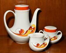 SELTMANN WEIDEN Bavaria Marina Trittico Vintage da caffè in porcellana + OMAGGIO