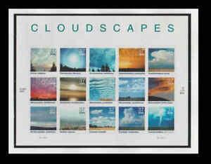 Cloudscapes Cloud Scapes #3878 37¢ Sheet of 15  MNH