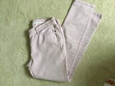 Boden Ladies Jeans In Pink Size 14 Long