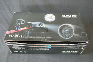 David SLS-1 3D Scanner - Structured Light Scanner