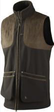 "Seeland Winster Waistcoat Mens Size UK Large 42"" Chest Gilet Black Coffee"