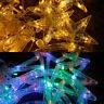 LED Estrella Cuerda Cadena De Luces De Hadas Para Fiesta Boda Navidad Decoración
