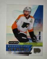 2020-21 UD Synergy Exceptional Stars #ES-25 Sean Couturier /749