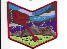 OA Spe-Le-Yai Lodge 249 X6 NOAC 2000  Verdugo Hills Council CA