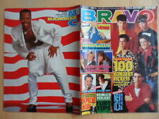 BRAVO 3 - 10.1. 1991 (1) New Kids on the Block MC Hammer Queen Poison A-HA