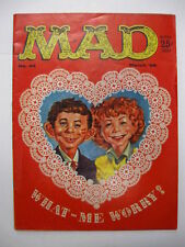 MAD MAGAZINE #45, 54, 56 LOT (3 books) Guide priced at $107