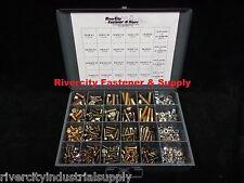 Grade 8 Bolt, AN960- Washers & All Metal Lock Nut Assortment / Kit Fine thread