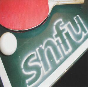 SNFU – The Ping Pong EP Wheat Chiefs Real McKenzies DOA Propagandhi Poison Idea