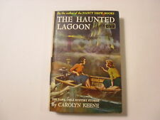 Dana Girls #21, The Haunted Lagoon, Picture Cover