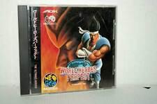 WORLD HEROES PERFECT GIOCO USATO BUONO NEO GEO CD EDIZIONE GIAPPONESE MG1 45442