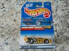 1998 Hot Wheels Sol-Aire CX4 Yellow 3/4 Flyin Aces Series Collector #739 VHTF