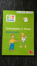 Fit für die Schule Textaufgaben 3.Klasse Mathematik