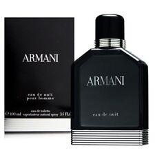 ARMANI EAU DE NUIT GIORGIO ARMANI 100ML EDT MEN NEW IN BOX.