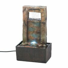 Cascading Fountains Cascading Water Tabletop Fountain - 10016894