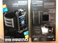 LifeProof Arm Band for Apple iPhone 4 and 4S, Black