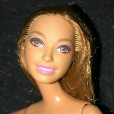 Barbie Doll unique face mold for ooak or play Mattel