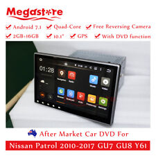 """10.1"""" Android 7.1 4-core Car DVD GPS Multimedia player For Nissan Patrol GU7 Y61"""