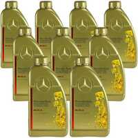 9x 1 Liter ORIGINAL MERCEDES BENZ ATF Getriebeöl MB 236.14