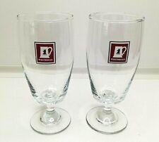 VINTAGE WHITBREAD BEER GLASSES 2x