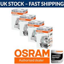 OSRAM Xenarc Classic Xenon Car Headlight Bulbs D1S D2S D3S D4S Fittings (Single)
