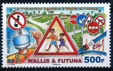 Wallis & Futuna 2019 - Prévention routière - 1 val neuf // MNH