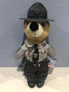 Pennsylvania State Police PSP Teddy Bear Trooper