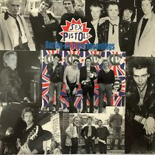 Sex Pistols - Burton -On -Trent Recordings( Vinyl LP), Get Back / GET 90056