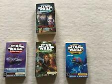 STAR WARS - Le nouvel ordre Jedï. 4 tomes