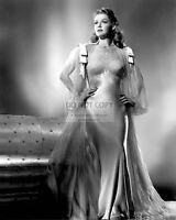 ACTRESS ANN SHERIDAN - 8X10 PUBLICITY PHOTO (BT235)