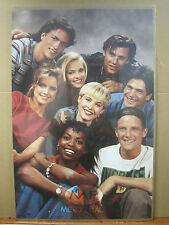 vintage Melrose Place Tv series poster 1992 2933