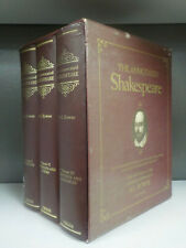 The Annotated Shakespeare (3 Volume Set) - A.L. Rowse - Orbis (ID:780)