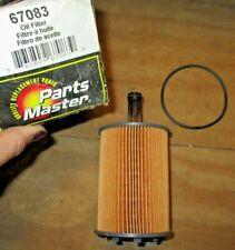 67083 Parts Master 67083 Oil Filter