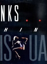 THE KINKS think visual HOLLAND 1986 EX LP