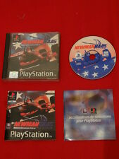 Newman Haas Racing (Indycar / CART) - Sony Playstation PS1 PS one PSX