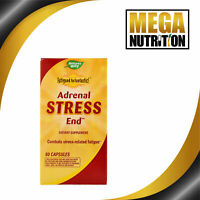Nature's Way Fatigued to Fantastic Adrenal Stress End 60 Caps | Manage Stress