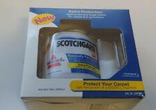 Scotchgard 3M Protect Your Carpet Extra protection Formula 8fl Oz. New 2 rooms