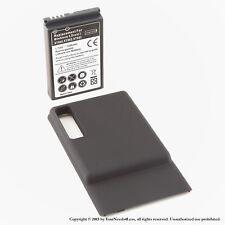 3500mAh Extended Battery for Motorola Droid 3 XT862 Black Cover